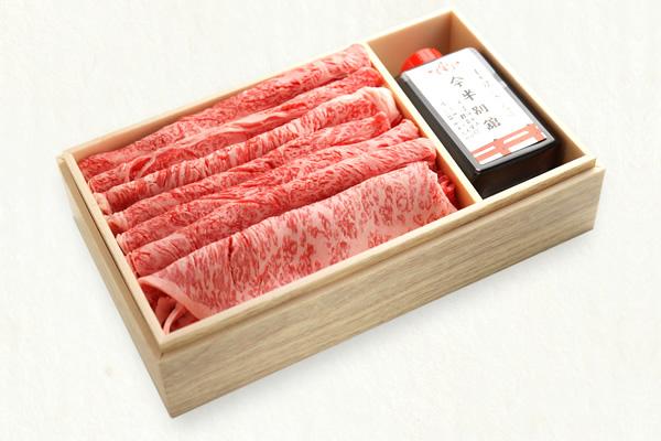 近江牛 すき焼きセット【竹】